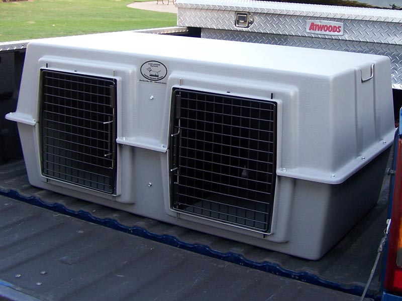 Truck Bed Dog Kennel >> Gallery | Easy Loader Kennels | Custom Molding Services, Inc.