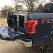 Easy Loader Kennels make it quick and easy to load and unload your dogs